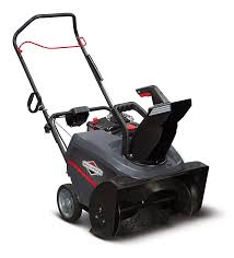 amazon com briggs u0026 stratton 1696509 single stage snow thrower