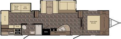 Salem Rv Floor Plans by New 2017 Sunset Trail Travel Trailer St330bh17 Kentucky Rv Sales
