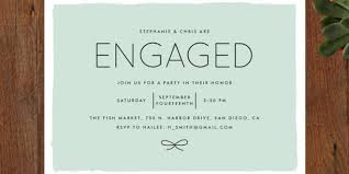 Engagement Invitation Quotes How To Word Engagement Party Invitations With Examples