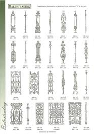 Banister Styles Baluster U0026 Banister Styles Heritage Foundry