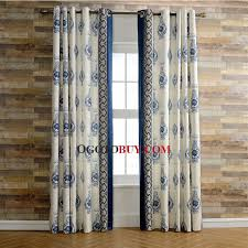 Where To Buy White Curtains Blue And White Print Curtains Bedroom Curtains Siopboston2010