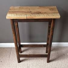 Wood Entry Table Reclaimed Wood Entry Tables Tables And Accent Tables