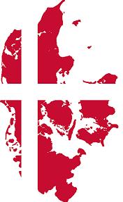 Map Of Denmark Image Flag Map Of Denmark Im Png Alternative History