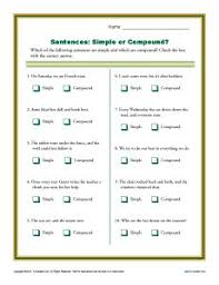 26 best teaching sentence structure images on pinterest sentence