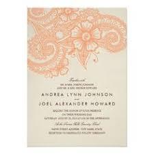 henna wedding invitations flaired elegance simple and wedding invitations black