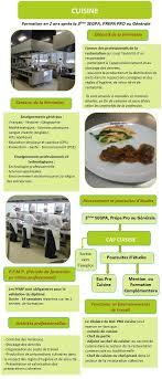 onisep cuisine cap cuisine formations et diplômes lycée funay hélène