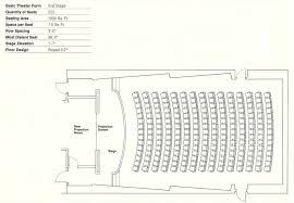 galeria de como projetar assentos para teatro 21 layouts