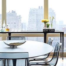 Purple Dining Chairs Ikea Ghost Dining Chairs Design Ideas