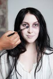 137 best masterful makeups ghostly gals n guys images on