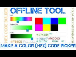 html color hex codes