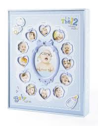baby boy album facraft baby photo album boy holds 240 slots 4x6 photos my