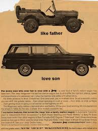 thank you john predgen part 1 u2013 vintage jeep ads hemmings daily