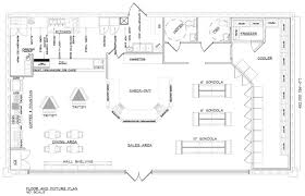 a floor plan convenience store design consultants jaycomp