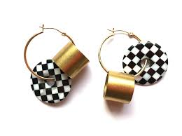 disco earrings meet disco a 70s inspired statement earring line vogue