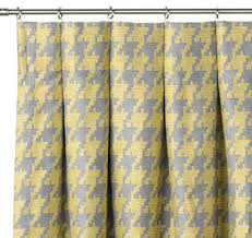 Different Drapery Pleat Styles Curtain Headings Which One Suits Your Home
