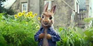 rabbit banner corden throws a house party as rabbit in