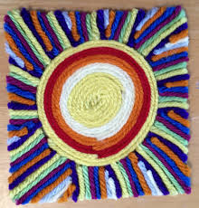 kathy u0027s angelnik designs u0026 art project ideas mexican sun huichol