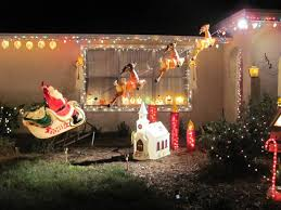 outdoor lighted decorations wholesale reindeer and