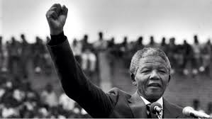 Nelson Mandela Literature Nelson Mandela Adrienne Peloton Medium