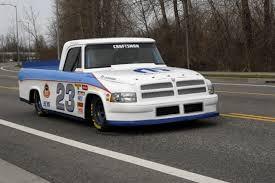 dodge truck racing 1969 dodge nascar truck racer built for the
