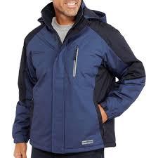 free tech midweight men s jacket walmart