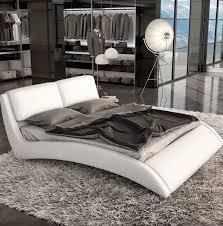 Best Bedroom Furniture Images On Pinterest Bedroom Furniture - White leather contemporary bedroom furniture
