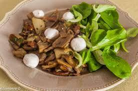 cuisiner des aubergines facile poêlée d aubergines aux cèpes et à la mozzarella kilometre 0 fr