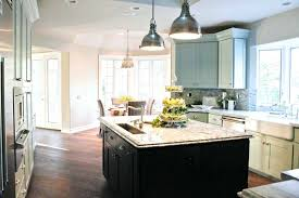 Peninsula Island Kitchen Decoration Kitchen Pendant Light Fixtures Over Collection And