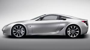 lexus sport v10 newmotoring how the lexus lfa went from mad concept to v10 monster