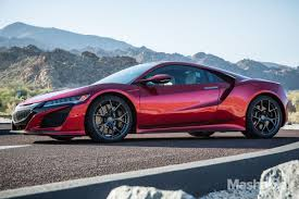 honda supercar 2017 acura nsx takes hybrid car technology to the next level review