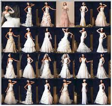 different wedding dress shapes different wedding dress styles wedding corners
