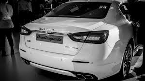 maserati white 2017 2017 maserati quattroporte gts launch youtube