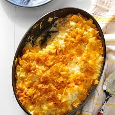 creamy hash brown casserole recipe taste of home