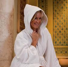 robe de chambre avec capuchon lieberman tranchemontagne