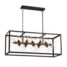 Home Depot Create Your Own Collection by Eurofase Bentley Collection 12 Light Black And Gold Linear