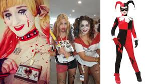 harley quinn a guide to this year u0027s most popular halloween costume