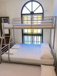 Three Person Bunk Bed Superb Hostel Home