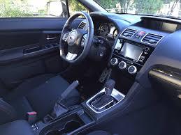 subaru wrx cvt interior just got a 2016 wrx cvt toyota fj cruiser forum