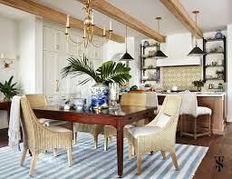 traditional decor inspiration blue and white tropical retreat
