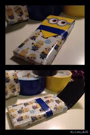 minion duct tape ipod holder ducttapelover duct tape stuff
