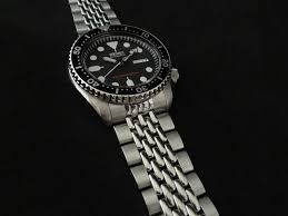 bracelet seiko images Beads of rice bracelet for skx00x divers and 7548 quartz diver jpeg