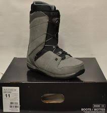 womens size 11 snowboard boots 2014 ride boa snowboard boots womens size 8 grey ebay