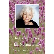 funeral cards purple fields funeral cards in the light urns