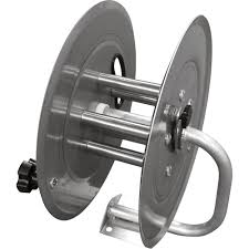 Wall Mount Garden Hose Reel by Hot2go Stainless Steel Pressure Washer Hose Reel U2014 5000 Psi 150ft