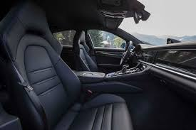 porsche atlanta interior 2017 porsche panamera 4s first drive review automobile magazine