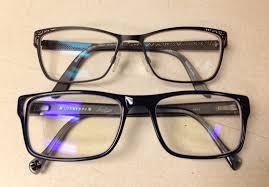 blue light glasses review new blue light lens coating carissa dunphy dailyoptician