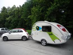 Gidget Bondi For Sale by Hahaha Holiday In Miniature Fiat 500c With A T B 320 Caravan