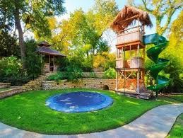 Backyard Landscaping Ideas Google Search Para Chucho My Dream - Backyard designs for kids