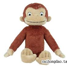 popular curious george toy buy cheap curious george toy lots