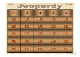 49 free esl jeopardy powerpoint presentations exercises